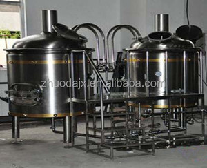 hot sale 7BBL beer making equipment supplies