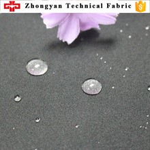 polyester twill mechanical stretch bonded poly fleece winter fabric