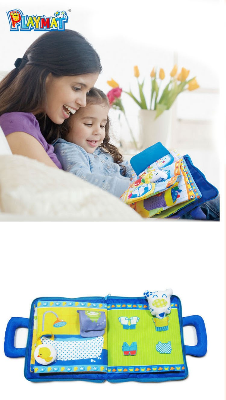 non toxique ducatifs pour enfants jeux pour apprendre doux en plastique b b tissu livre pour. Black Bedroom Furniture Sets. Home Design Ideas
