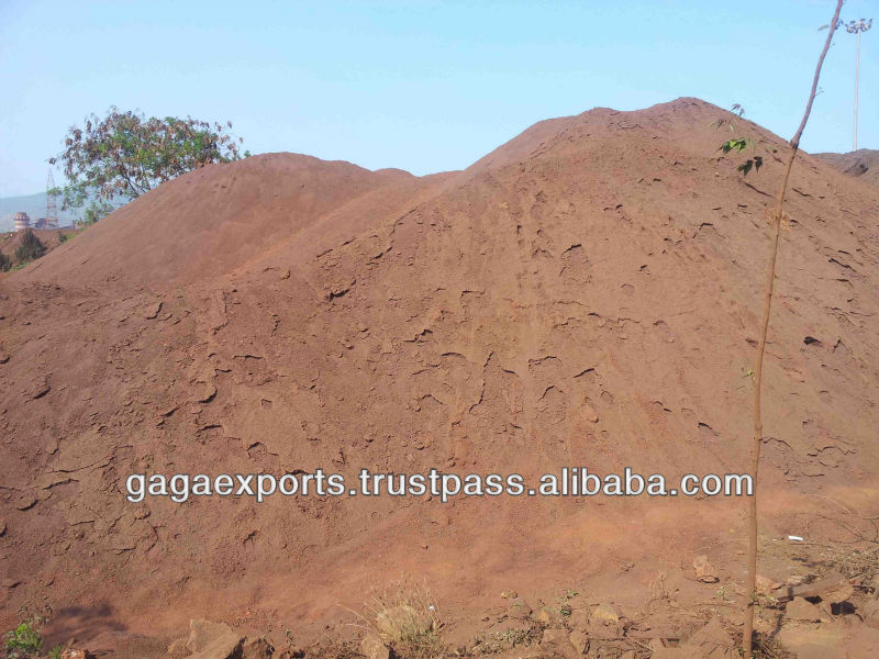 IRON ORE FE 57 % PORT YARD IN VISHAKAPATINAM