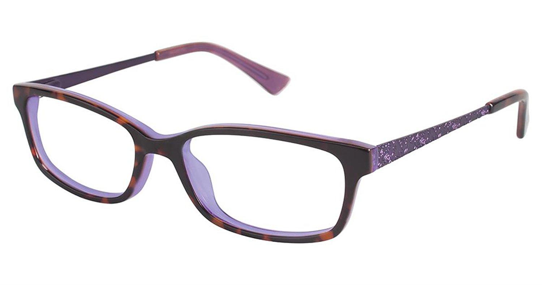Eyeglasses Destination Jr. Elina C02 Tortoise Purple