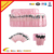China Factory 32 Piece Make up Brush Cosmetic Synthetic Leather Storage Bag Holder Packaging