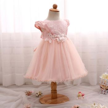 Kids Wedding Gown Puffy Party Dress Cute 2 Year Old Designer ...