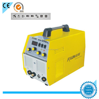high performance AC/ DC inverter tig and stick MMA welding machine WSE 200G