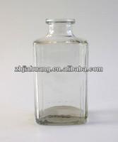 100ml Glass Flat Wine bottles