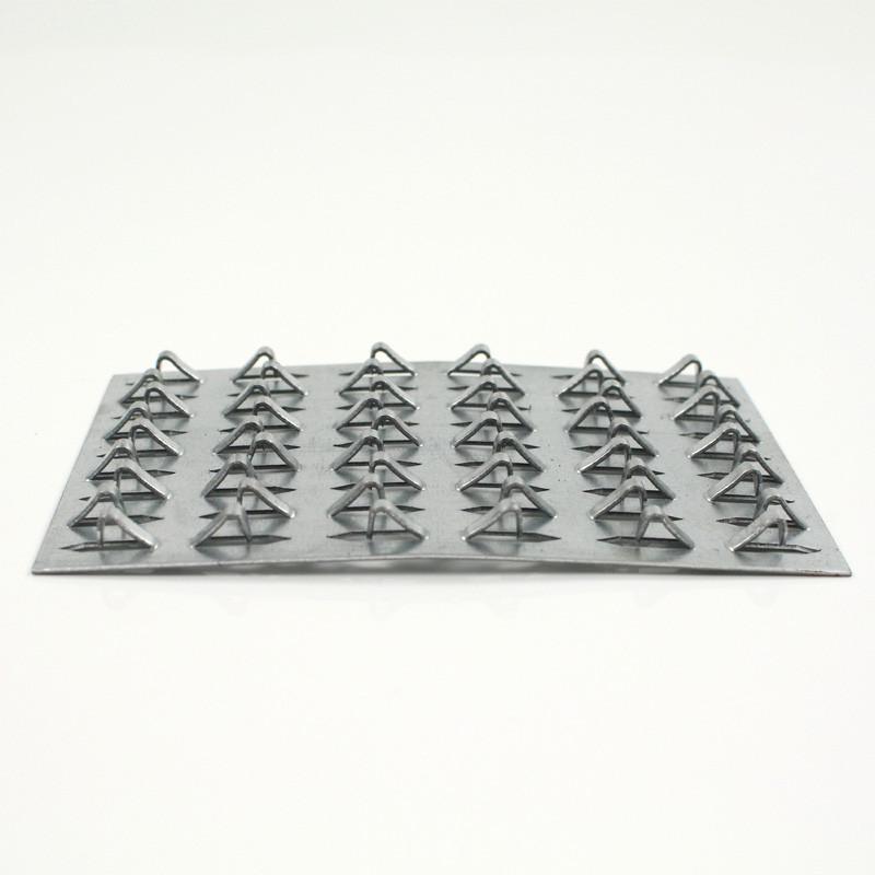 Construction Materials Knuckle Nail Plate Mending Plates Gang Nail ...