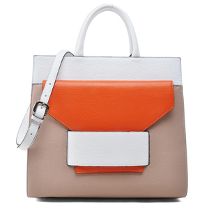 2019 Fashion high Quality pu genuine leather bags for women in China