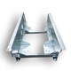 High Quality Square Pipe Mounting Bracket