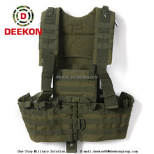 China manufacture military tactical molle vest for combat use