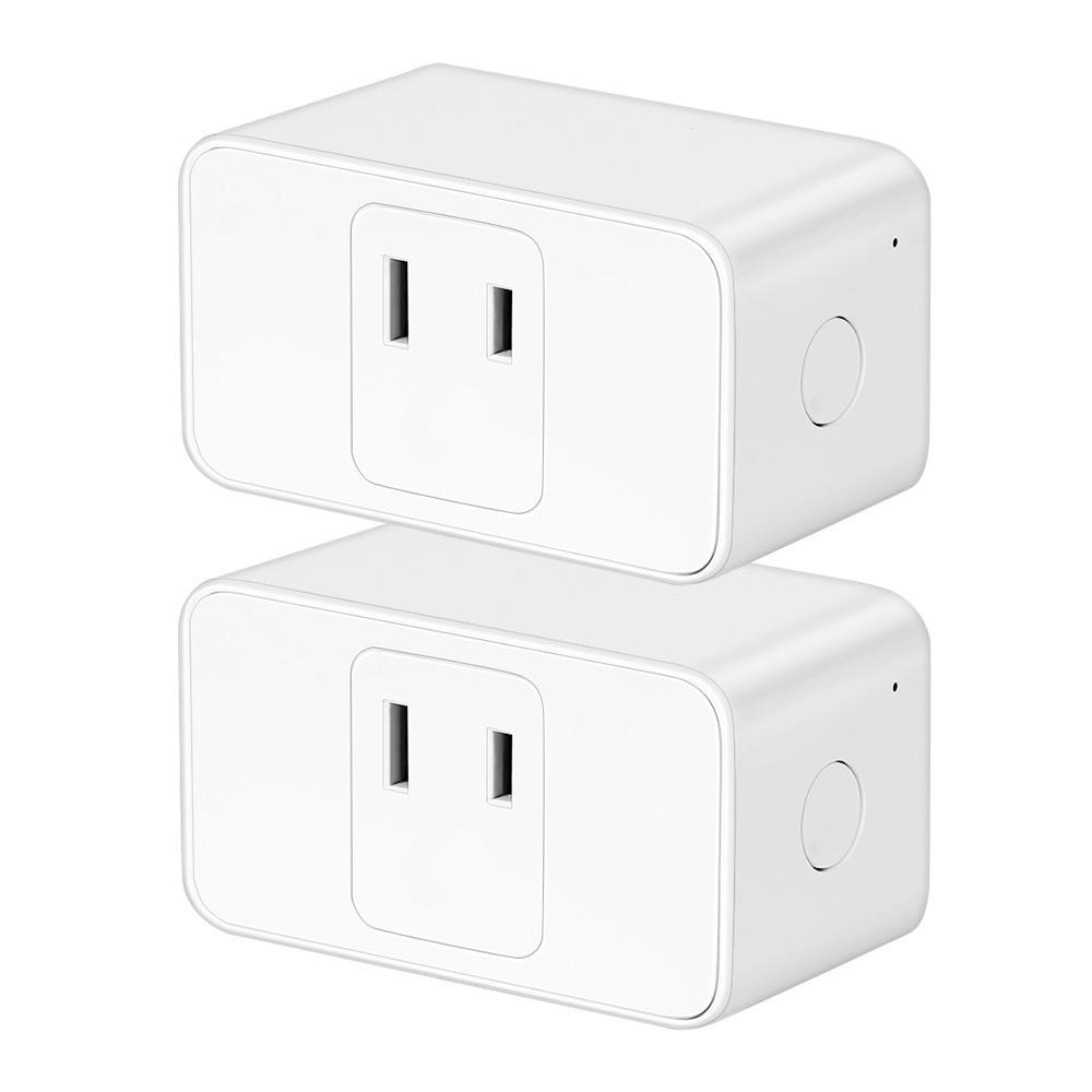 Meross Wi-fi Smart Plug Socket Switch Wireless Wi-fi Control Works With  Alexa - Buy Wi-fi Smart Plug Socket,Smart Socket,Smart Plug Socket Product  on