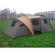 6 Person Man 2 Room Family House Camping Luxury Tents