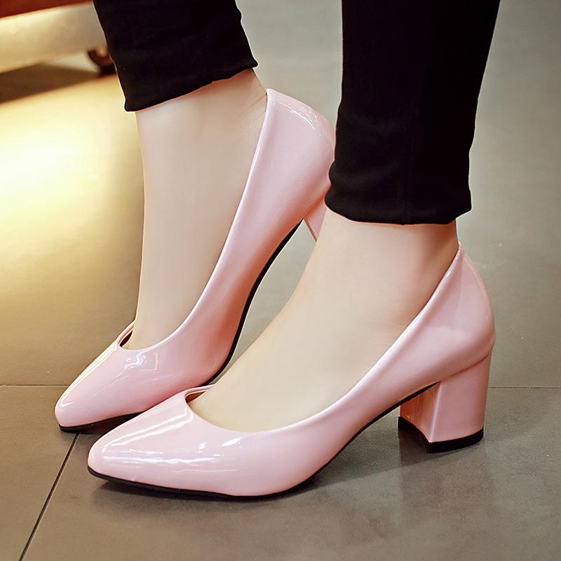 f46ef61b6a7cf4 chaussure talon moyen,la mode femme sandale talon moyen bas escarpin de  mariee chaussure de fete mariage c
