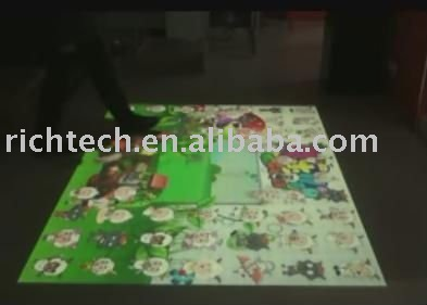 Magic Interactive floor projection/wedding favor/wedding decoration