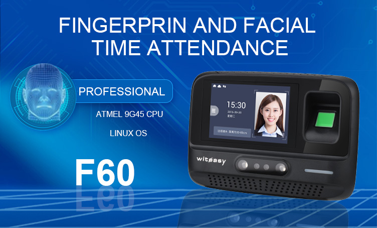 Hd Camera Touch Sreen Biometric Facial And Fingerprint Recognition Time  Attendance Device With Linux Os - Buy Fingerprint Time Attendance