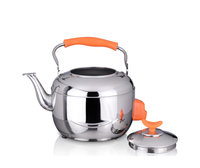 Dinnerware teapot non electric hot kettles stainless steel water kettle