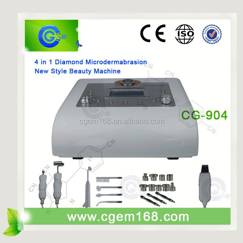 Professional medical grade microdermabrasion machine for beauty salon use