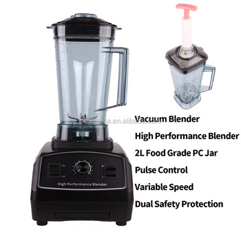 Vacuum Blender Vs Slow Juicer : vacuum Blender Mixer Machine Factory Direct Supply Commercial Juicer Blender Mini Hand Blender ...