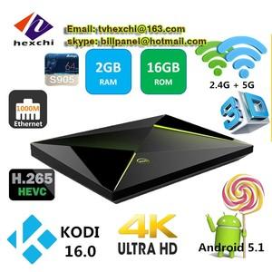 kiii android s905 tv box 2g 16g M9S Z8 AMLOGIC S905 android 5 1 octa core  tv stick box mini pc