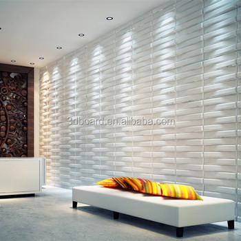 White Eco Friendly Feature Texture Tv Faux Brick Wall Wallpaper