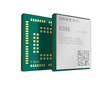 QuecteI EG95 LTE IoT/M2M-optimized LTE 猫 4 モジュール 4 3g モデム