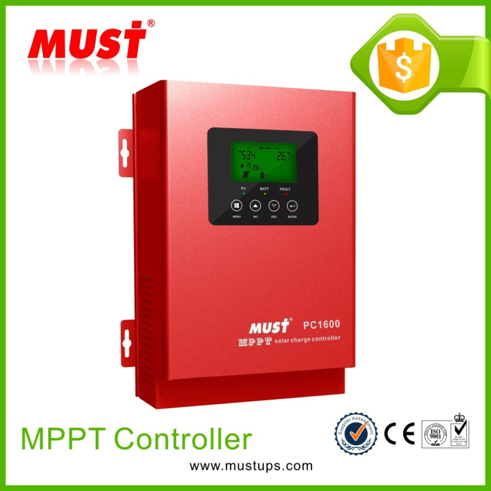 Solar Panel Regulator Charge Controller 20a 12v 24v Safe Protection Suppliers And Manufacturers At