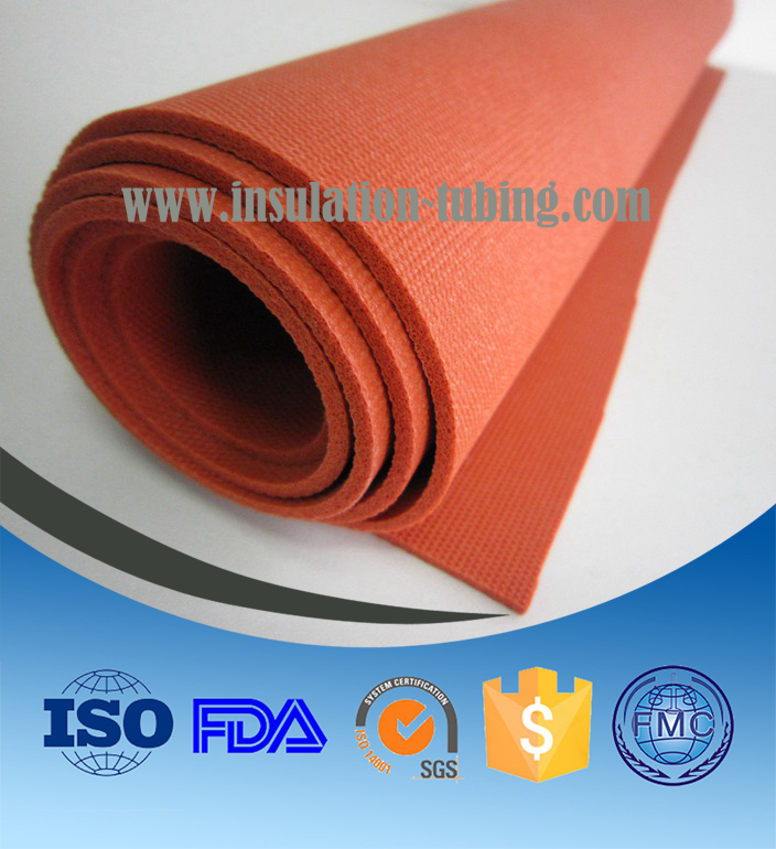 Closed Cell 1mm Thin Silicone Rubber Foam Sheet