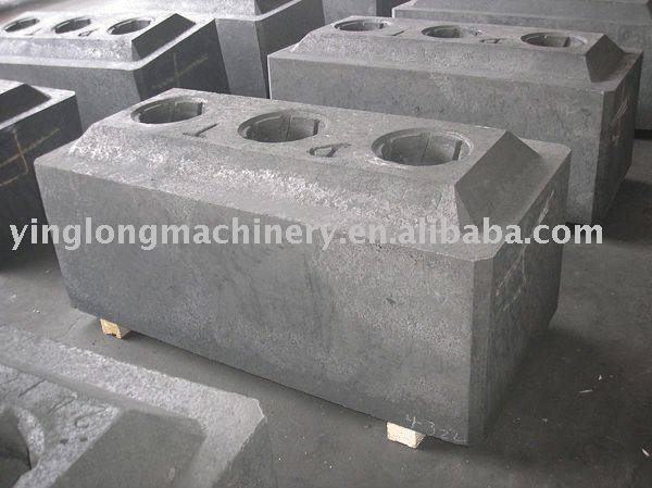 Anode Carbon Block For Aluminium Plant