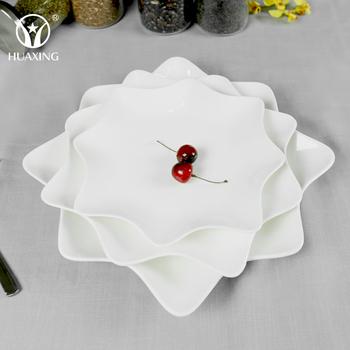 Super White Decorative Plates Porcelain Dessert Kitchen Crockery For  Foodware - Buy Kitchen Crockery,Dessert Kitchen Crockery,Kitchen White  Plates ...