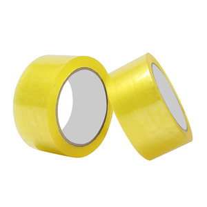Top quality bopp adhesive tape 2 x 110 yds for carton sealing