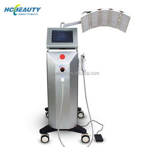 Vertical multifunctional skin care 4 in 1 bio micro current face lifting machine