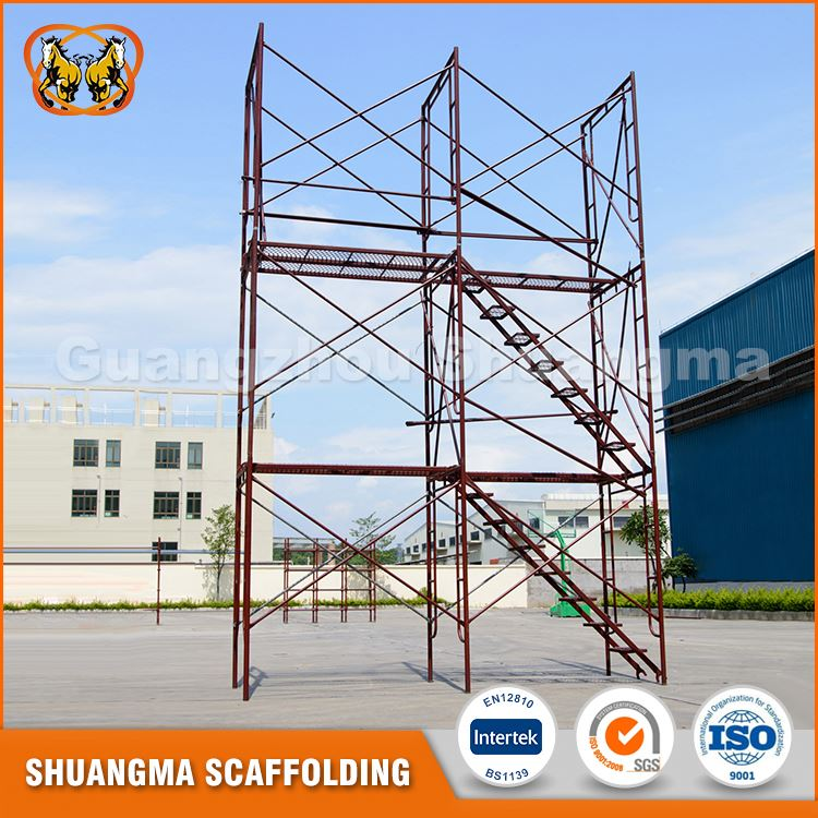 Factory price widely use slab support construction equipment scaffolding