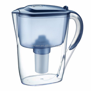 PH New Design 2.6L Water Filter Pitcher/Jug with Activated Carbon