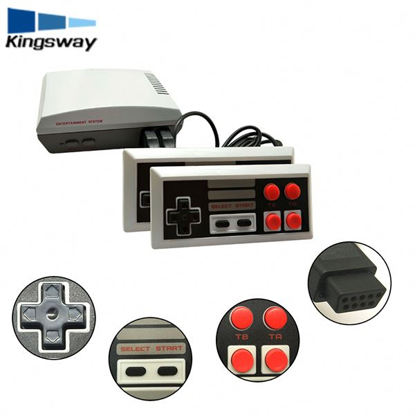 Wholesale Mini retro video game console classic game player game consoles for kids