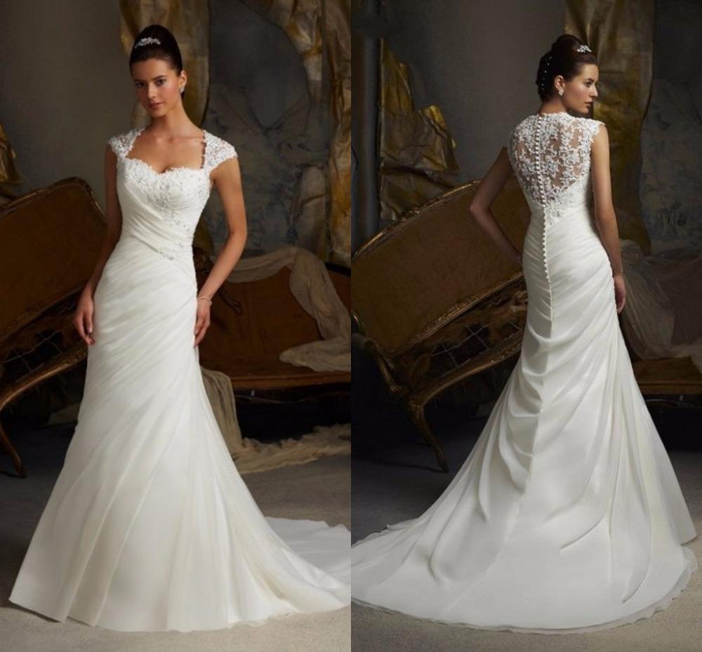 Sweetheart Lace Wedding Dress: Aliexpress.com : Buy Romantic Sexy Sweetheart Chiffon