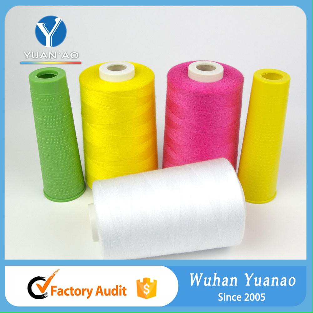 Ordinary Clothing 40 2 Plastic Tube Polyester Sewing Thread