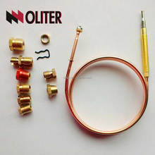 direct factory price universal interrupter gas thermocouple home household different standard gas fireplace thermocouple