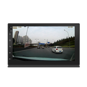 Capacity touch 7 inch android car dvd player with 1024*600 high-definition liquid crystal display screen