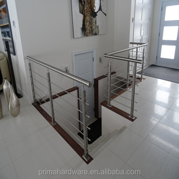 Best Handrail Project Manufacturer Customized Stainless Steel decorative mirror hardware