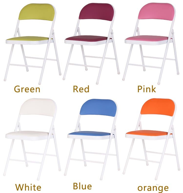 Cheap Metal Folding Padded Used Metal Folding Chairs Buy Used Metal Folding