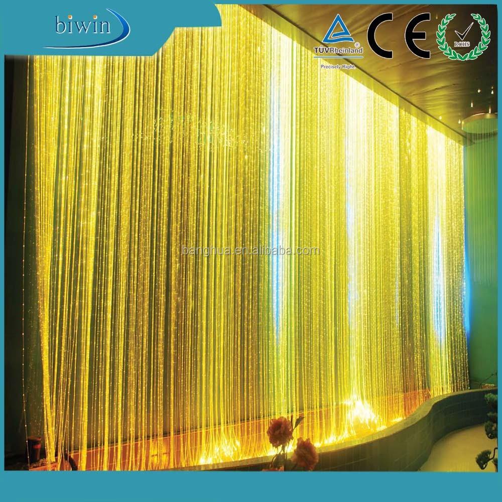 Fiber Optic Waterfall Light Curtain Buy Waterfall Light