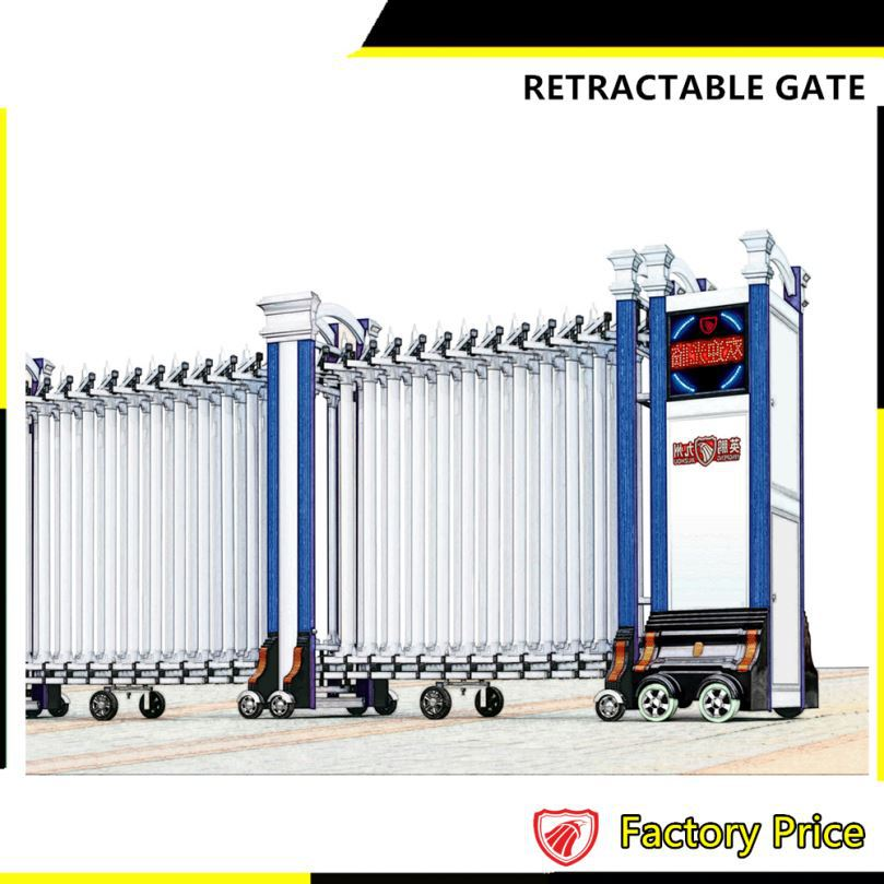 Aluminium Folding Gates, Aluminium Folding Gates Suppliers And  Manufacturers At Alibaba.com