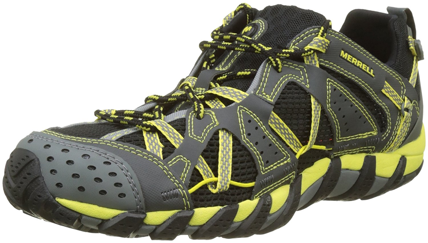 a15f914c0ace Get Quotations · Merrell Waterpro Maipo Watersport Shoes 10.5 D(M) US Black