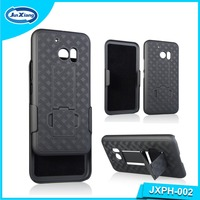 Shell Holster Combo Cover Mobile Phone Case for HTC M10