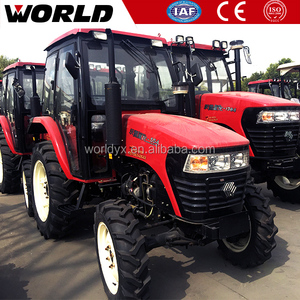 50HP 55HP 4WD Farming Agriculture Machine Tractor for Kenya Congo Africa