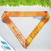 new style funny sublimation design your own lanyard, Custom design high quality fancy medal neck strap/lanyard