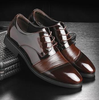 287da56e9b59df 2017 Fashion Classic Leather Mens Dress Shoes For Suit - Buy Mens ...