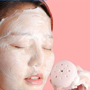 2018 New Arrivals Cleaning Equipment Beauty Products Clean Clear Face Wash For Facial Massager