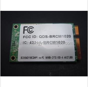 BROADCOM QDS-BRCM1020 DRIVERS PC