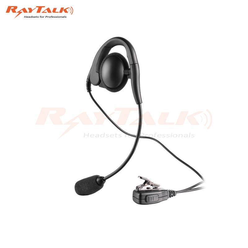SECURITY POLICE HEADSET EARPIECE MIC FOR MOTOROLA SL7550 SL4000 SL4010 SL1600 US