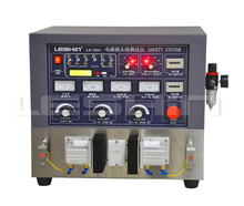 Integrated power supply tester